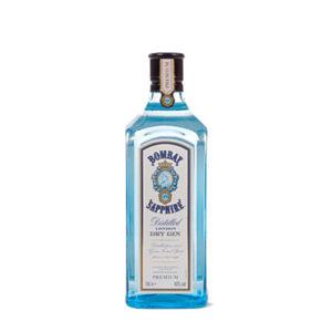 Ginebra Bombay Sapphire Gin