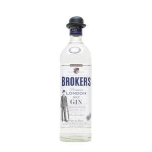 Ginebra Brokers Premium London Dry Gin