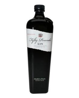 Ginebra Gin Fifty Pounds