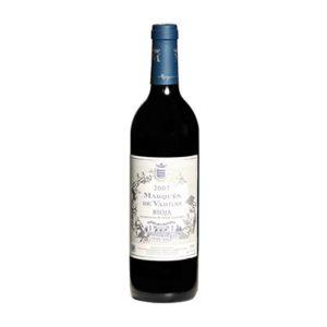Vino Marques de Vargas Rioja Reserva 2007