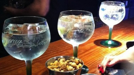 Ruta Gin Tonic