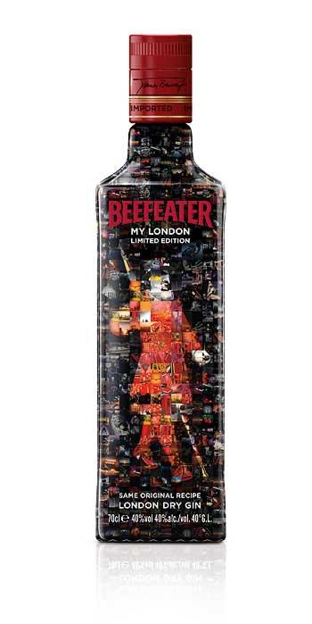 Beefeater My London Edición Limitada