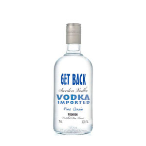 Get Back Vodka